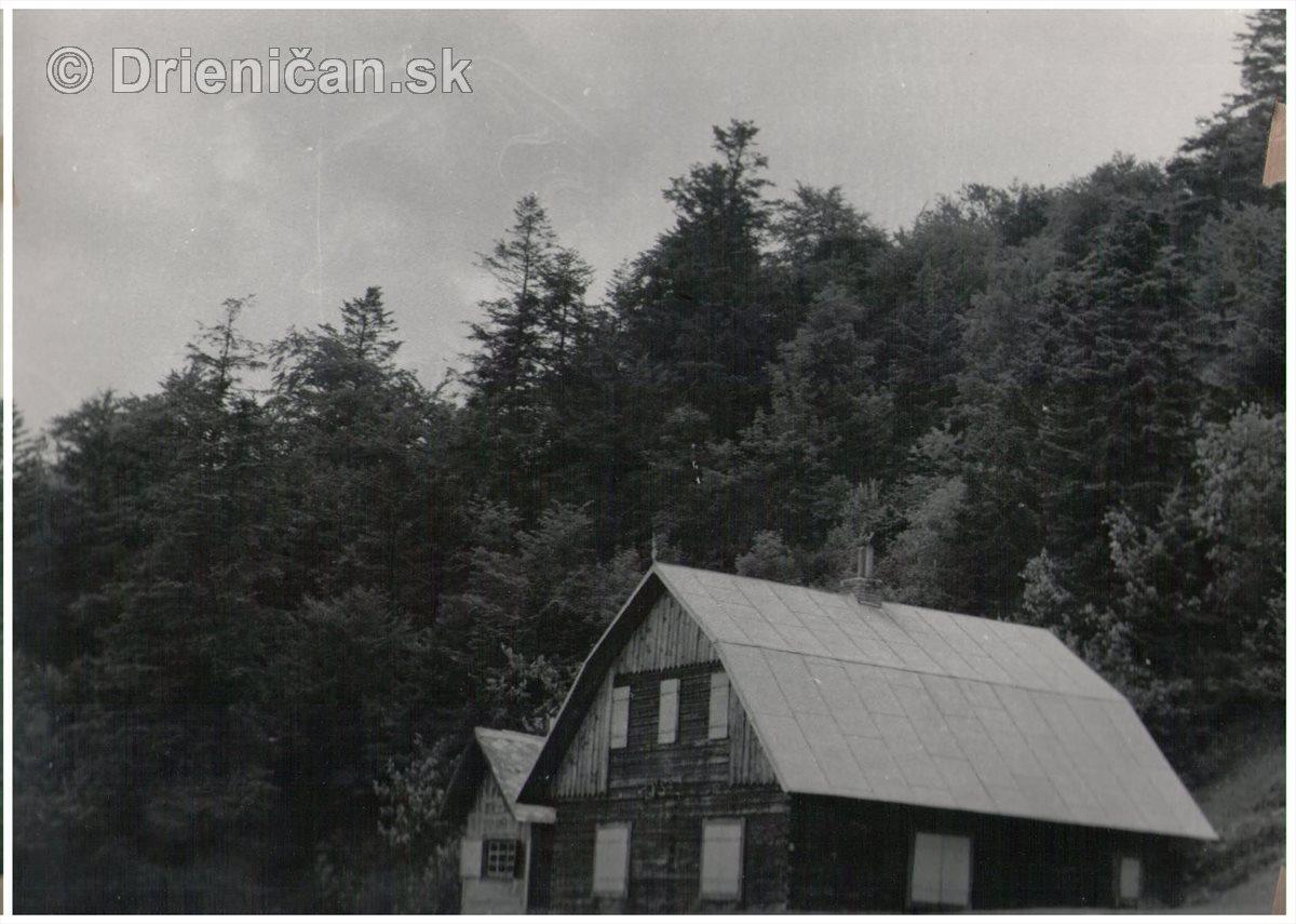 Šomská chata na Lysej (napravo), pridal p.Tomko
