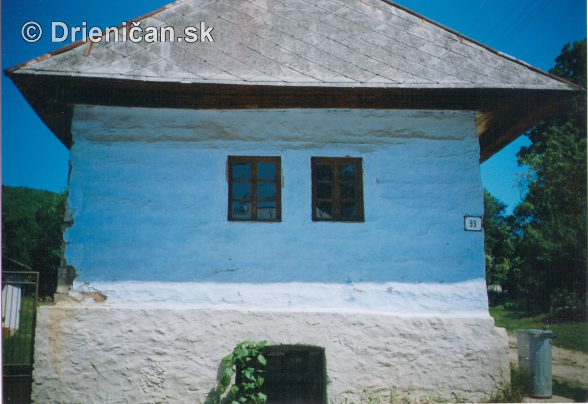 Starý dom...
