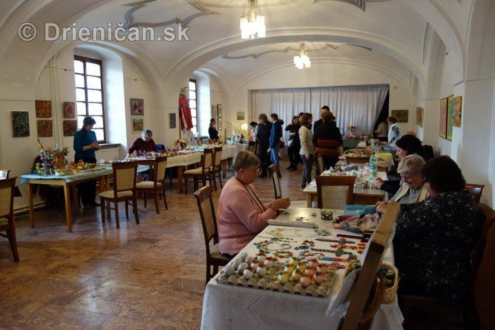 Veľkonočný bazár a tvorivé dielne-Koncertná sála na Korze, Sabinov