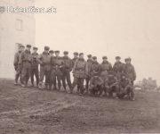 Vojaci, spoločná fotografia...
