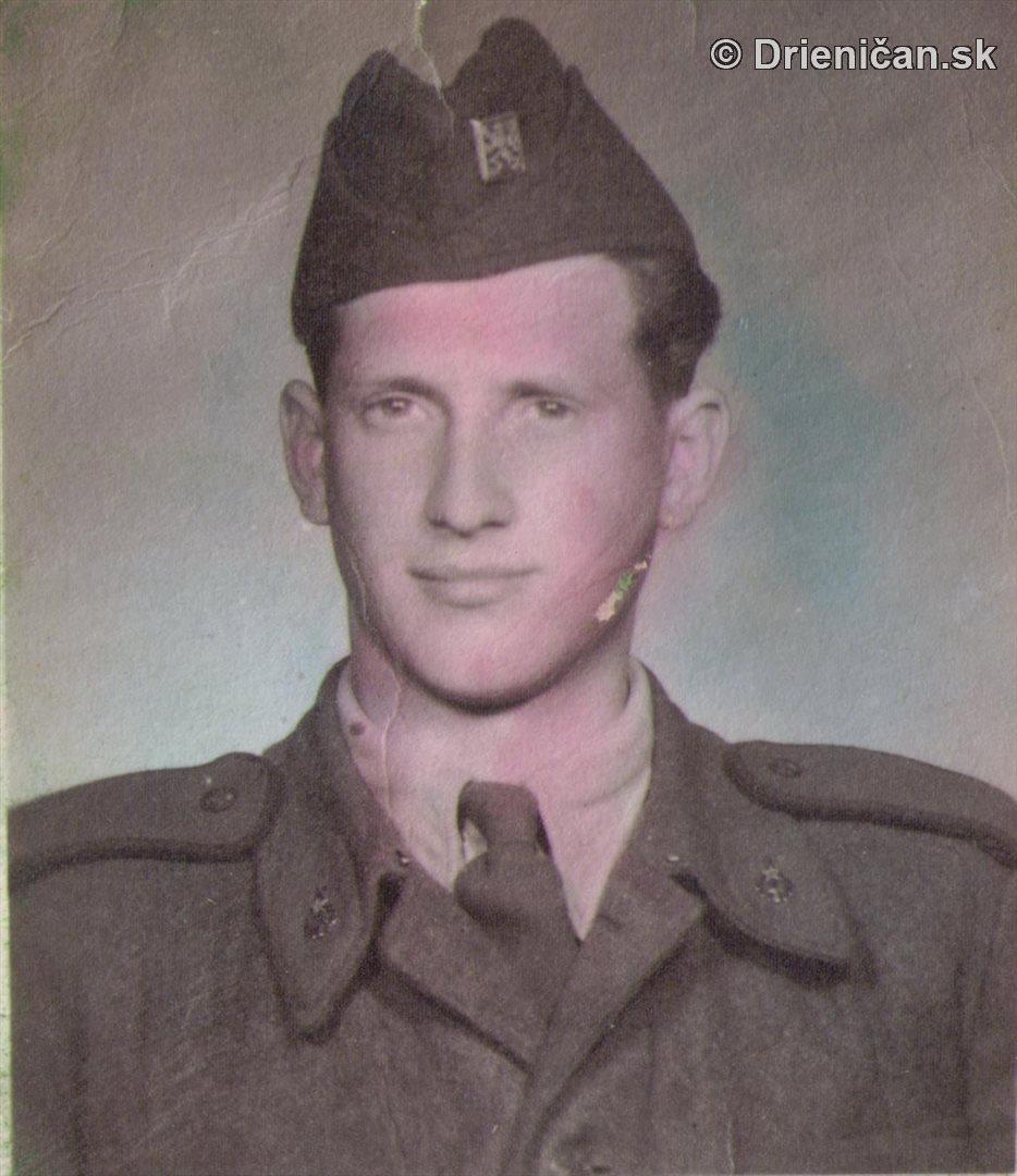 Vojak, osobné foto