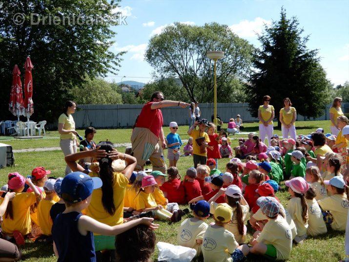 Deň detí v Sabinove 2017