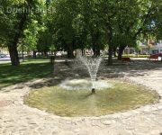 Fontána v Sabinove
