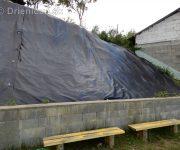 Sanácia brehu nad multifunkčným ihriskom