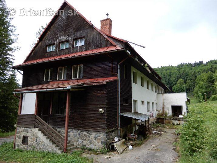 Škola v Prírode-Niekdajšia pýcha Drienice