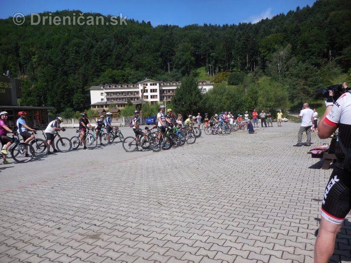 Čergovský pedál po Šomskej cyklodrážke