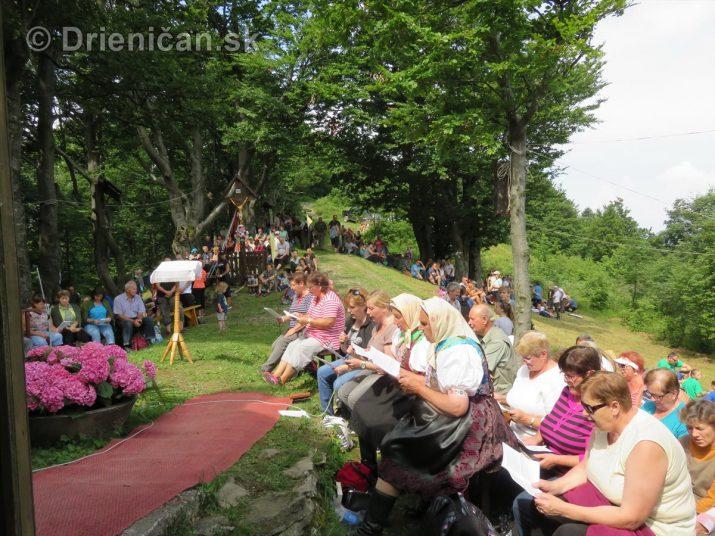 Liturgická slávnosť na Oltár Kameni 2017