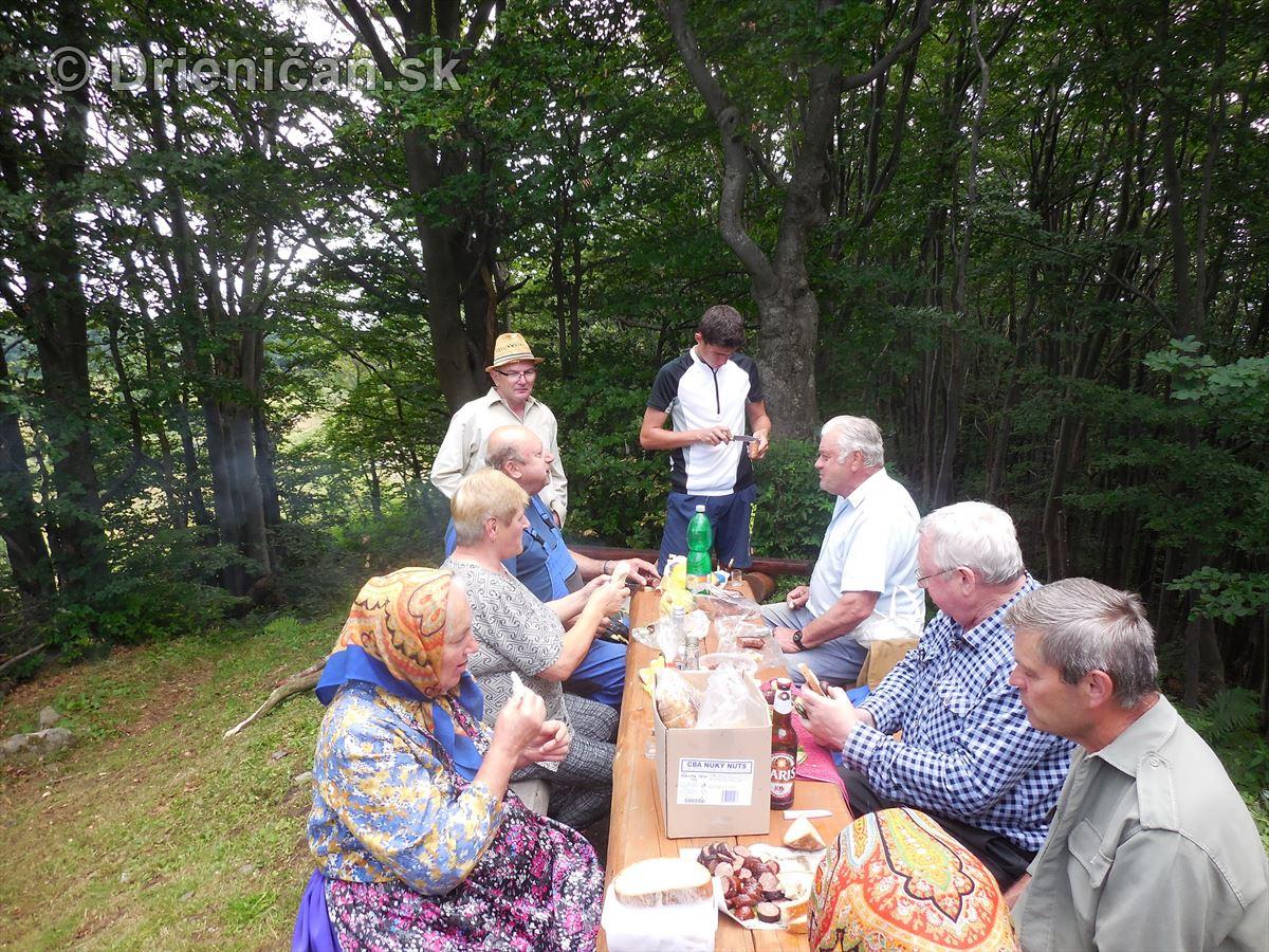 Príprava na liturgickú slávnosť na Oltár kameni Drienica-Lysá