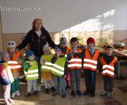 Naši škôlkari na záhradkárskej výstave v Drienici