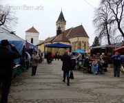 Vianočné trhy v Sabinove a primátorský vianočný punč