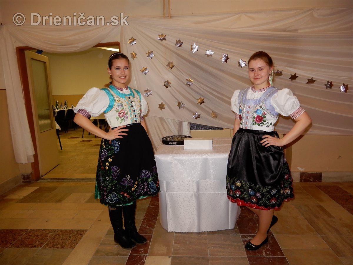 15. ples obce Drienica
