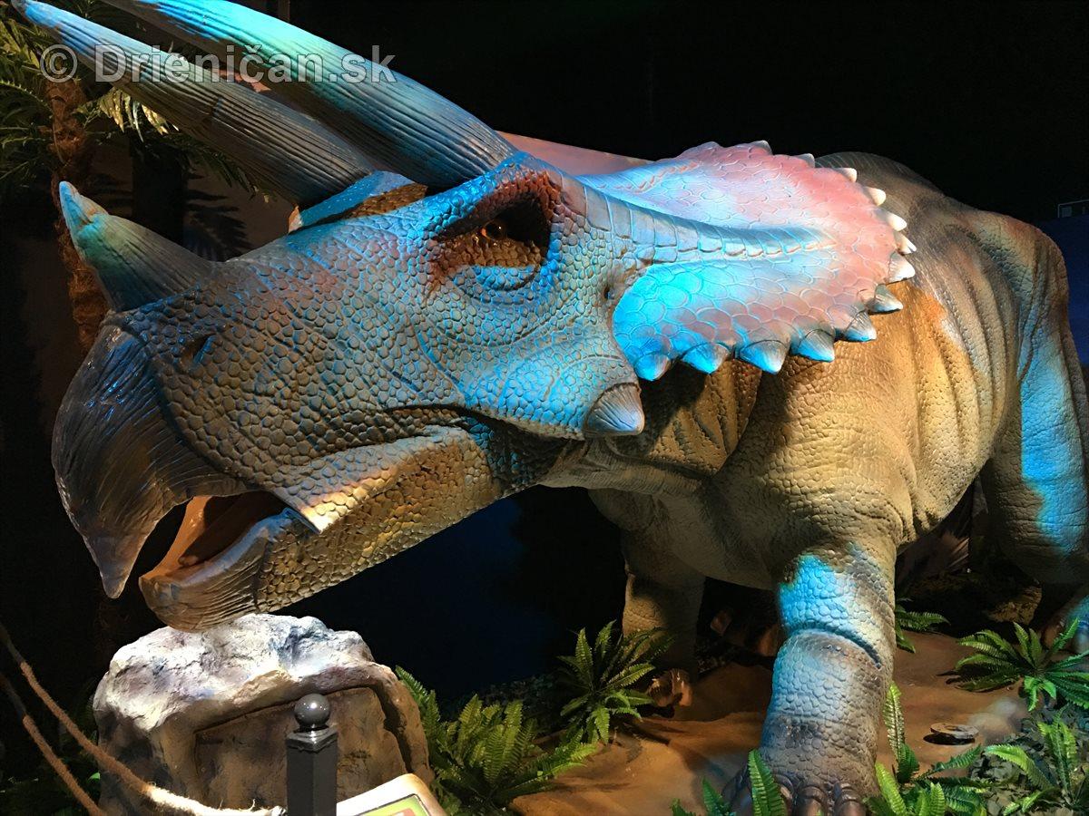 Výstava dinosaurov