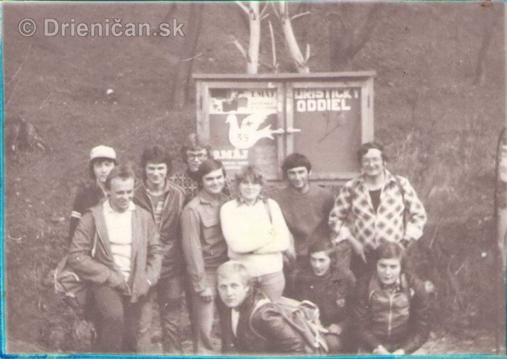 Krompachy - Sabinov, 30.IV - 1.V. 1979