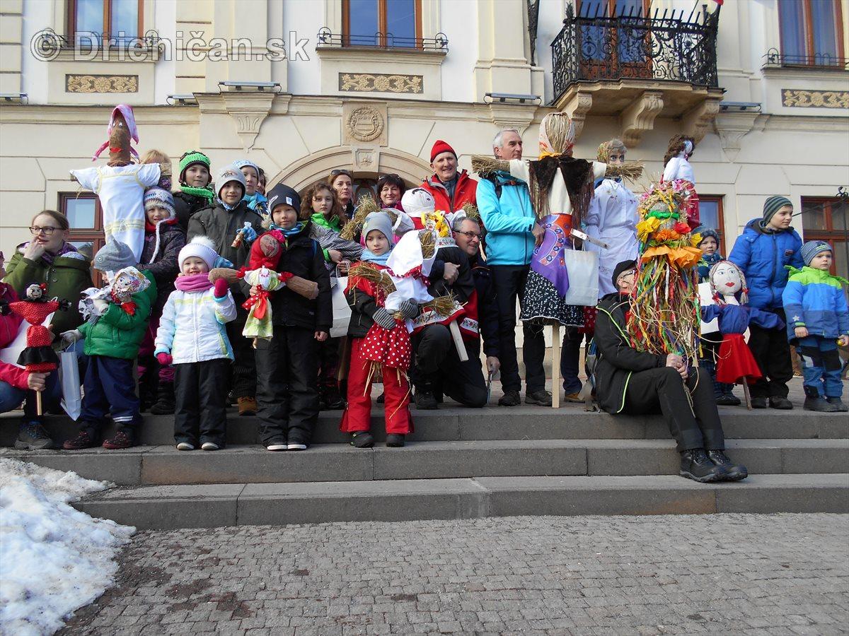 Privítanie jari - Prešovčania odomkli vodu Torysy