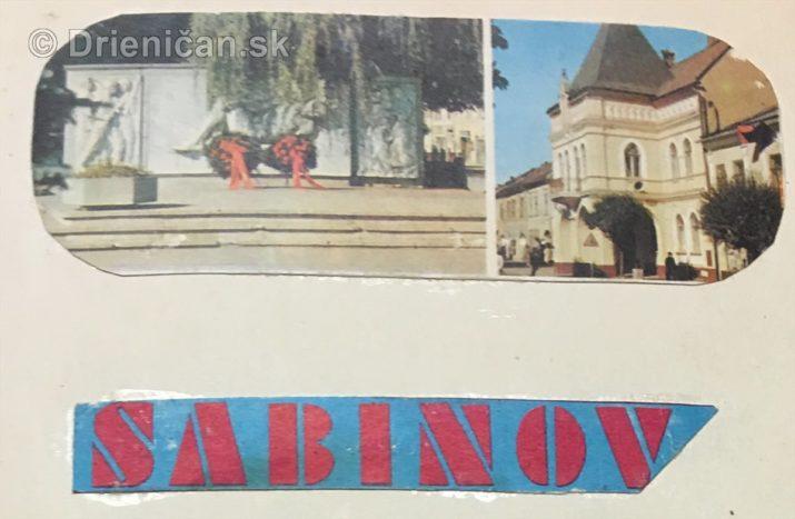 Sabinov 7.IV.1979