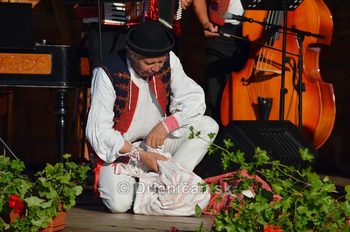 Hornotoryský Folklórny Festival Jána Lazoríka - Krivany 2018