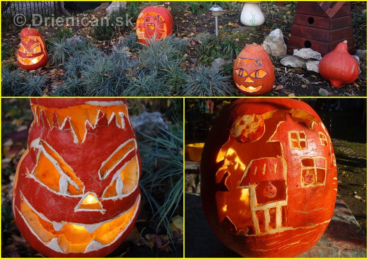 Strašidelný Halloween