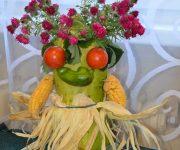 Výstava ovocia a zeleniny s výtvarnou súťažou
