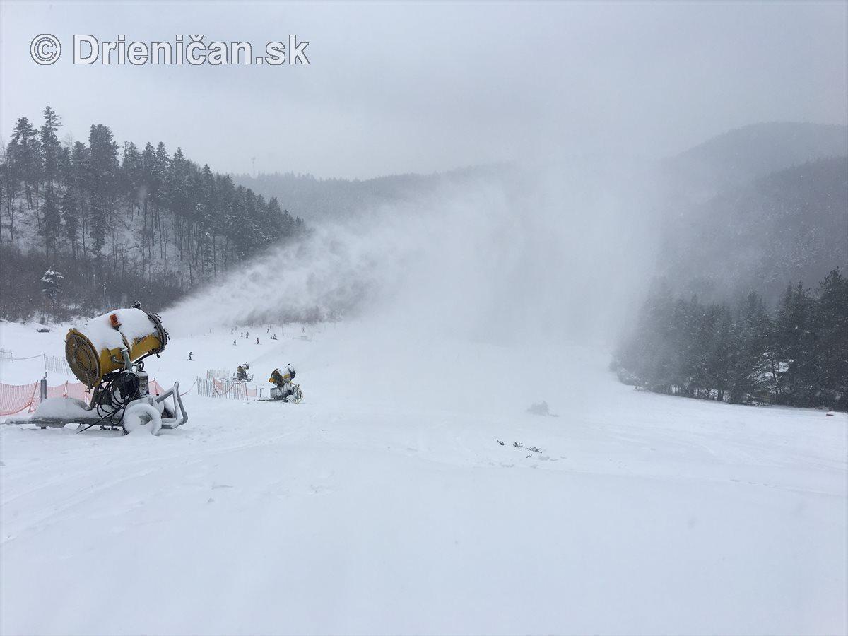 Drienická lyžovačka