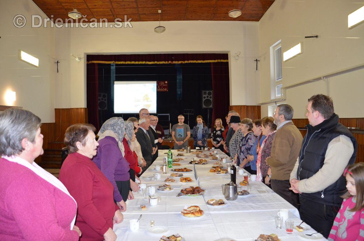 Farské fašiangové stretnutie v Kultúrnom dome