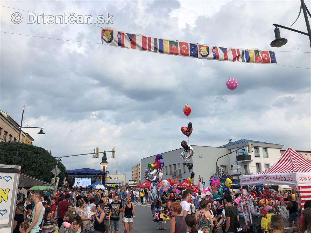 47. Sabinovský jarmok – 2019