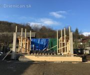 Ako pokračujú práce na novom amfiteátri ?