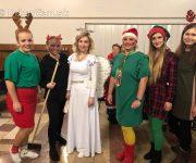 Rozsvietenie Vianočného stromčeka v Drienici 2019