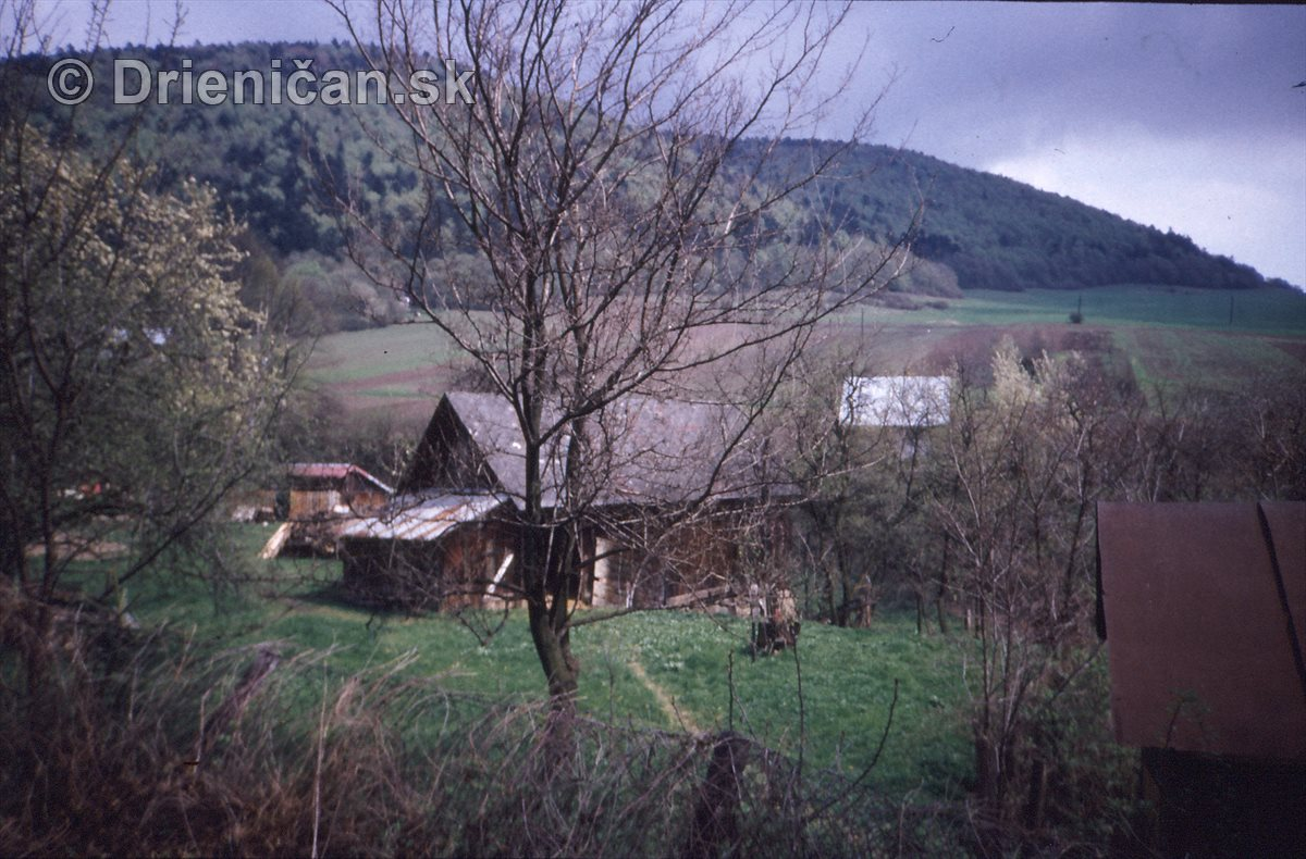 Blaščákova stodola...