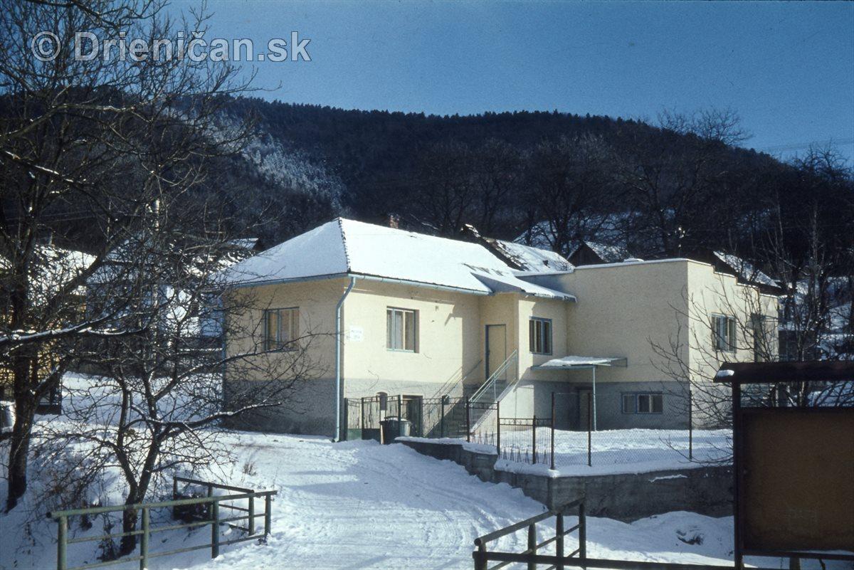 Školka zo Zdolinkarovoho domu s pristavbu