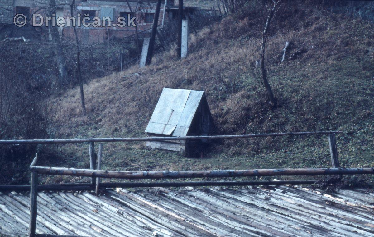 Studňa nedaleko mosta