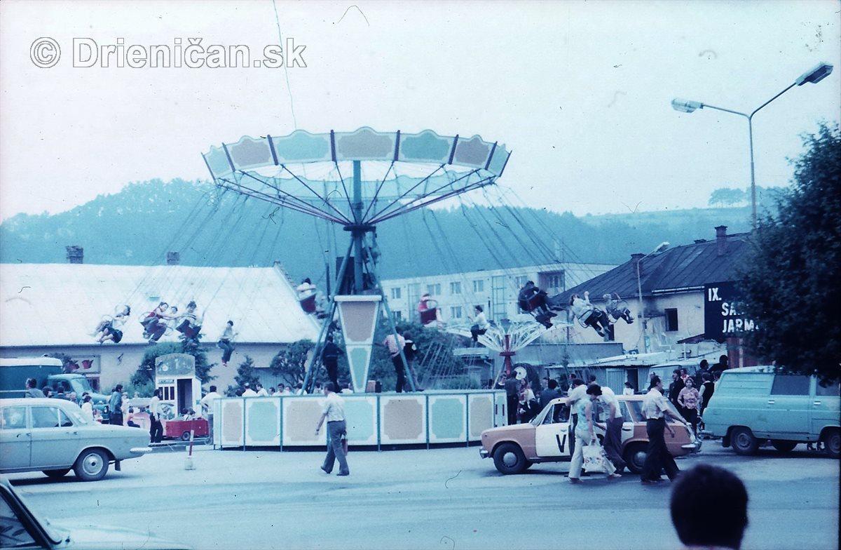 IX. Sabinovský jurmak, rok 1981.