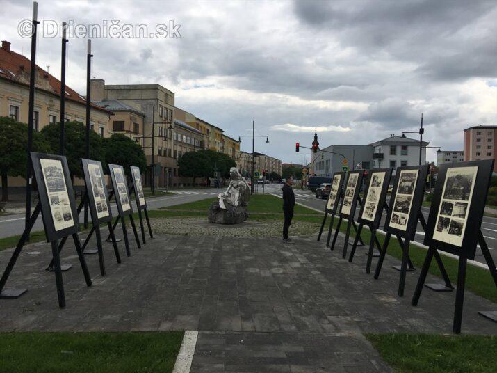 Výstava historických fotografií mesta Sabinov