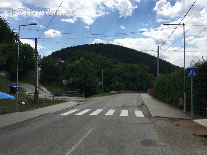 Prechody pre chodcov v našej obci